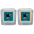 San Jose Sharks® Graphics Candle Set