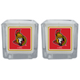 Ottawa Senators® Graphics Candle Set