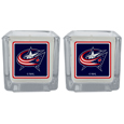 Columbus Blue Jackets® Graphics Candle Set