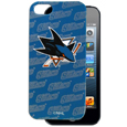 San Jose Sharks® iPhone 5/5S Graphics Snap on Case