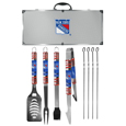New York Rangers® 8 pc Tailgater BBQ Set