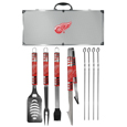 Detroit Red Wings® 8 pc Tailgater BBQ Set