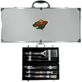 Minnesota Wild® 8 pc Tailgater BBQ Set