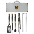 Vegas Golden Knights® 8 pc Tailgater BBQ Set