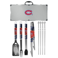 Montreal Canadiens® 8 pc Tailgater BBQ Set