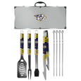 Nashville Predators® 8 pc Tailgater BBQ Set