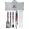 Colorado Avalanche® 8 pc Tailgater BBQ Set