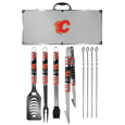 Calgary Flames® 8 pc Tailgater BBQ Set