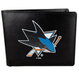 San Jose Sharks® Bi-fold Wallet Large Logo