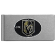 Vegas Golden Knights® Brushed Metal Money Clip
