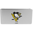 Pittsburgh Penguins® Logo Money Clip