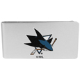 San Jose Sharks® Logo Money Clip