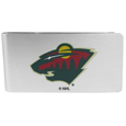 Minnesota Wild® Logo Money Clip