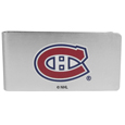 Montreal Canadiens® Logo Money Clip