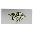 Nashville Predators® Logo Money Clip
