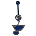 St. Louis Blues® Navel Ring