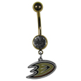 Anaheim Ducks® Navel Ring