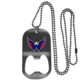 Washington Capitals® Bottle Opener Tag Necklace