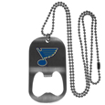 St. Louis Blues® Bottle Opener Tag Necklace
