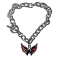 Washington Capitals® Charm Chain Bracelet