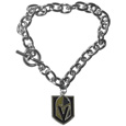 Vegas Golden Knights® Charm Chain Bracelet