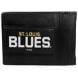 St. Louis Blues® Logo Leather Cash and Cardholder