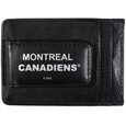 Montreal Canadiens® Logo Leather Cash and Cardholder