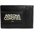 Arizona Coyotes® Logo Leather Cash and Cardholder