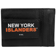 New York Islanders® Logo Leather Cash and Cardholder