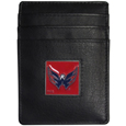 Washington Capitals® Leather Money Clip/Cardholder