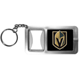 Las Vegas Golden Knights® Flashlight Key Chain with Bottle Opener