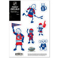 New York Rangers® Family Decal Set Small