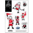 Detroit Red Wings® Family Decal Set Small