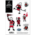 Calgary Flames® Family Decal Set Small