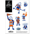 "New York Islanders Small Family Decal Set - Show off your New York Islanders pride with our New York Islanders family automotive decals. The New York Islanders Small Family Decal Set includes 6 individual family themed decals that each feature the New York Islanders logo. The 5"" x 7"" New York Islanders Small Family Decal Set is made of outdoor rated, repositionable vinyl for durability and easy application."