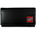 Carolina Hurricanes® Leather Women's Wallet