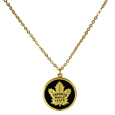 Toronto Maple Leafs® Gold Tone Necklace