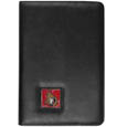 Ottawa Senators iPad Air Folio Case - This attractive Ottawa Senators iPad Air folio case provides all over protection for your tablet while allowing easy flip access. This Ottawa Senators iPad Air folio case is designed to allow you to fully utilize your tablet without ever removing it from the padded, protective cover. The enameled Ottawa Senators emblem makes this case a great way to show off your Ottawa Senators pride!