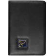 St. Louis Blues iPad Air Folio Case - This attractive St. Louis Blues iPad Air folio case provides all over protection for your tablet while allowing easy flip access. The St. Louis Blues iPad Air folio case is designed to allow you to fully utilize your tablet without ever removing it from the padded, protective cover. The enameled St. Louis Blues emblem makes this case a great way to show off your St. Louis Blues pride!