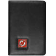 New Jersey Devils iPad Air Folio Case - This attractive New Jersey Devils iPad Air folio case provides all over protection for your tablet while allowing easy flip access. This New Jersey Devils iPad Air folio case is designed to allow you to fully utilize your tablet without ever removing it from the padded, protective cover. The enameled New Jersey Devils emblem makes this case a great way to show off your New Jersey Devils pride!
