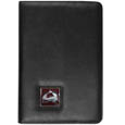 Colorado Avalanche iPad Air Folio Case - This attractive Colorado Avalanche iPad Air folio case provides all over protection for your tablet while allowing easy flip access. The Colorado Avalanche iPad Air folio case is designed to allow you to fully utilize your tablet without ever removing it from the padded, protective cover. The enameled Colorado Avalanche emblem makes this case a great way to show off your Colorado Avalanche pride!