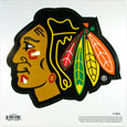 Chicago Blackhawks  8 inch Logo Magnets - Make sure everyone knows your are a fan with our big 8 inch Chicago Blackhawks  logo magnets. These officially licensed magnets stick to any magnetic metal and our outdoor rated! Perfect for game day and everyday! Thank you for visiting CrazedOutSports