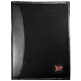 Calgary Flames® Leather and Canvas Padfolio