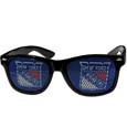 New York Rangers Game Day Shades - Officially licensed NHL New York Rangers game day shades are the perfect accessory for the devoted New York Rangers fan! The New York Rangers game day shades have durable polycarbonate frames with flex hinges for comfort and damage resistance. The lenses feature brightly colored New York Rangers clings that are perforated for visibility. Thank you for visiting CrazedOutSports
