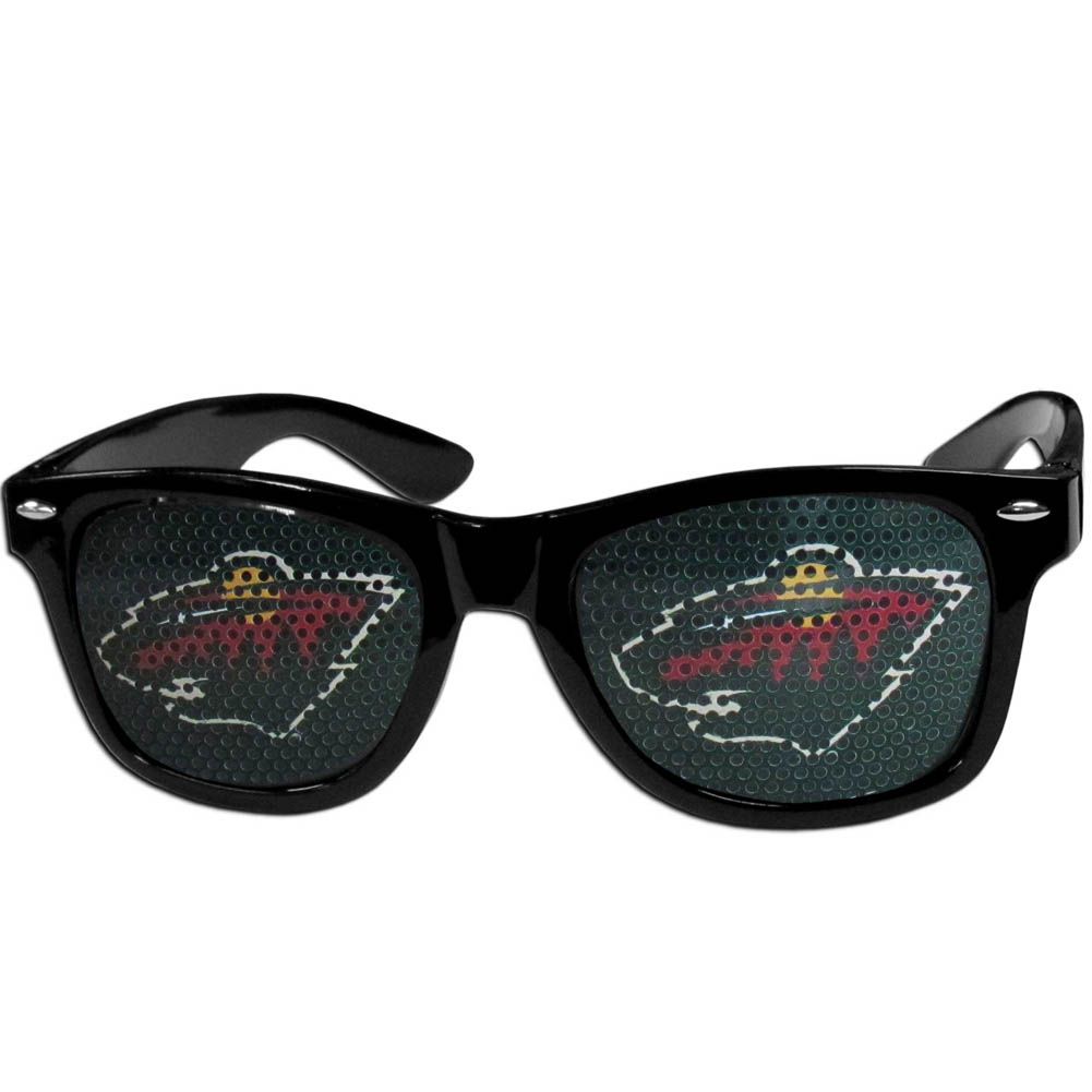 Minnesota Wild Game Day Shades