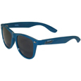 San Jose Sharks  Beachfarer Sunglasses - San Jose Sharks beachfarer sunglass feature the San Jose Sharks logo and San Jose Sharks name silk screened on the arm of these great retro glasses. 400 UVA protection.  Thank you for visiting CrazedOutSports