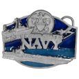 U.S. Navy  Enameled Belt Buckle