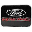 Ford Ford Racing Logo Enameled Belt Buckle