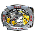 2010 Limited Edition Firefighter Buckle