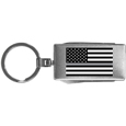 Thin Gray Line National Guard Flag Multi-tool Key Chain